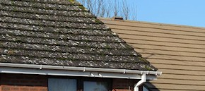 Gutter and roof cleaning in Croydon and Carshalton
